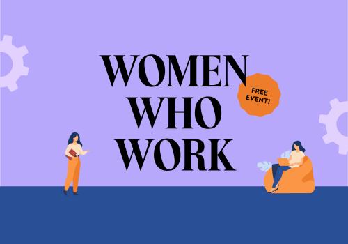 Women Who Work Breakfast