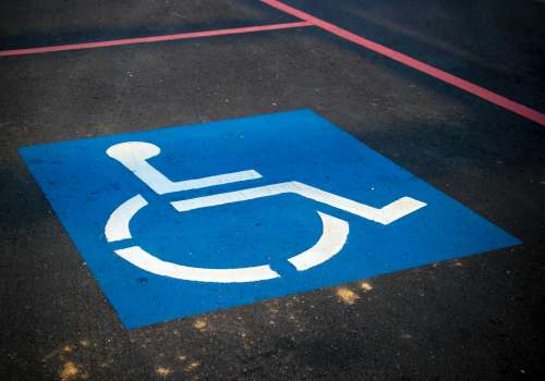 Disabled Parking Access